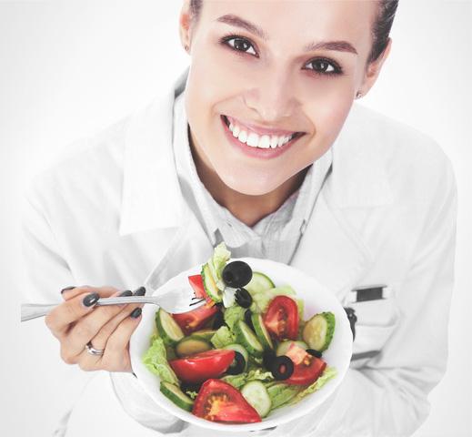 Skontaktuj się z naszym dietetykiem ustal indywidualny plan żywienia