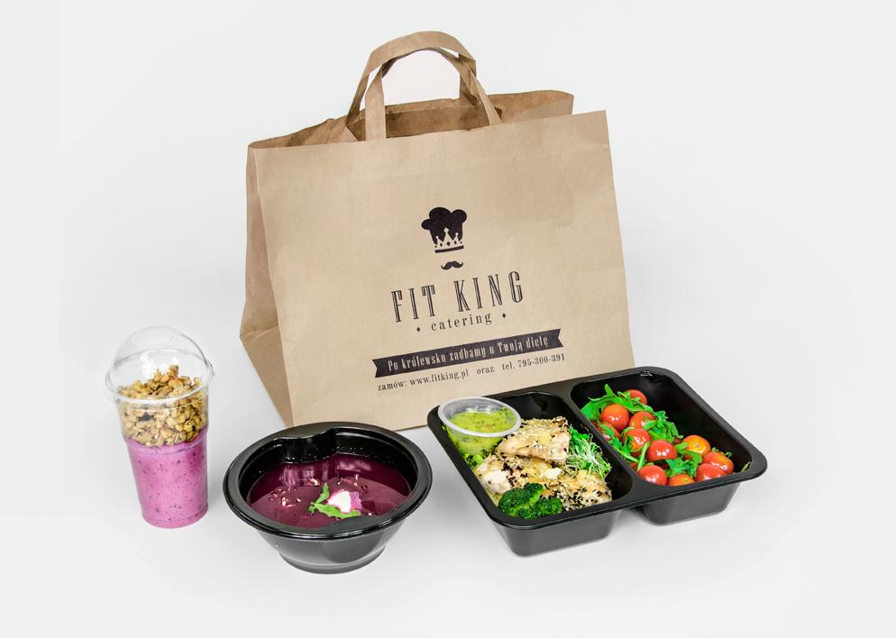 Catering Dietetyczny King Standard