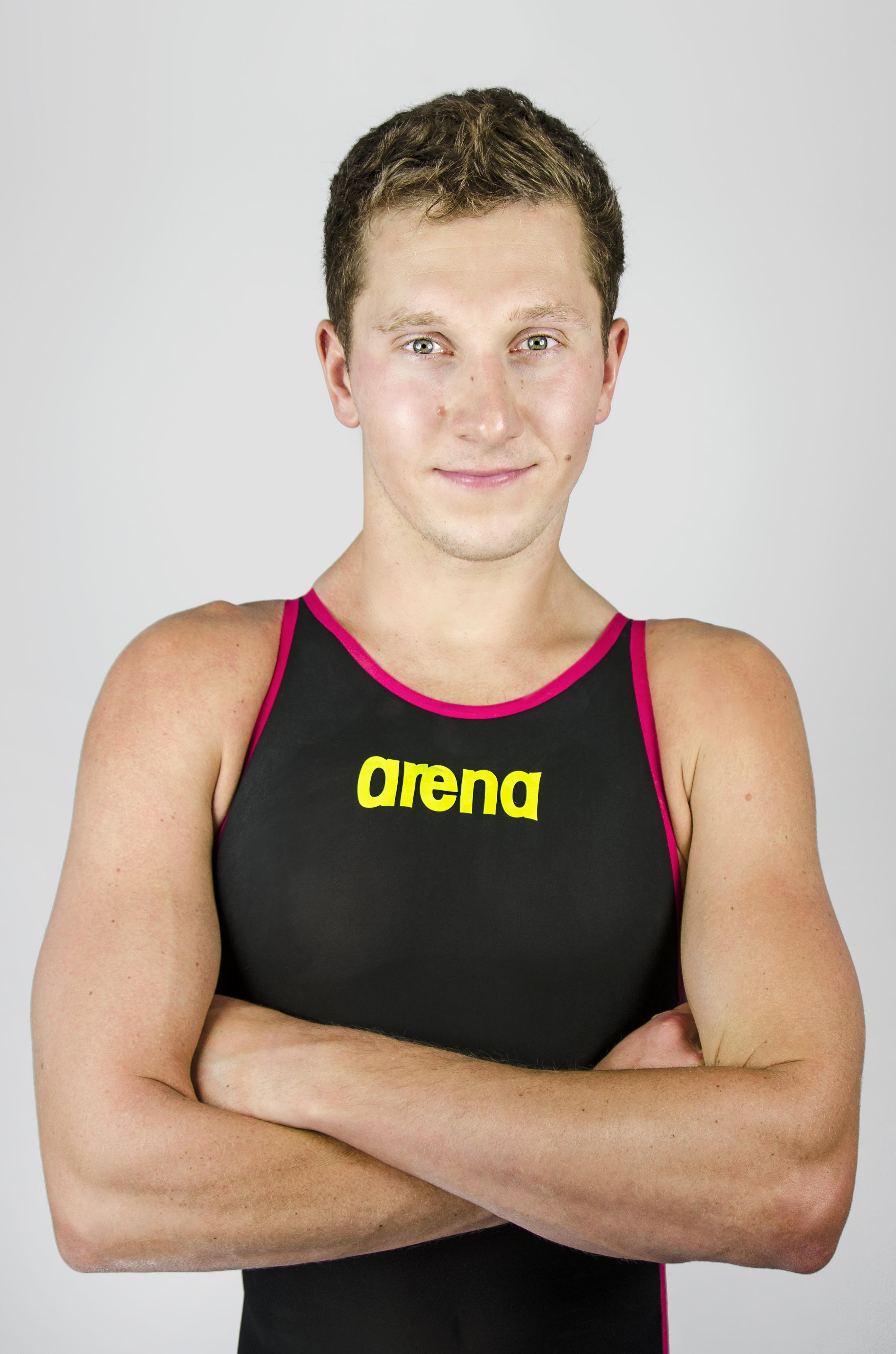 [WYWIAD] Krzysztof Pielowski – pływanie