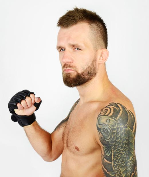 [WYWIAD] Adrian Zieliński – MMA