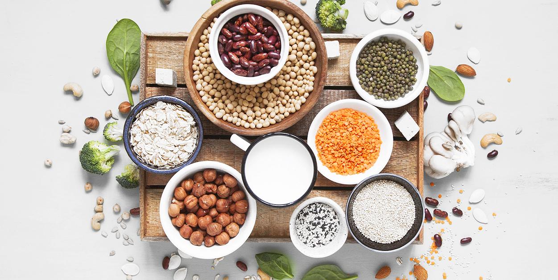 Czym można zastąpić produkty mięsne? Dieta pudełkowa wegetariańska.