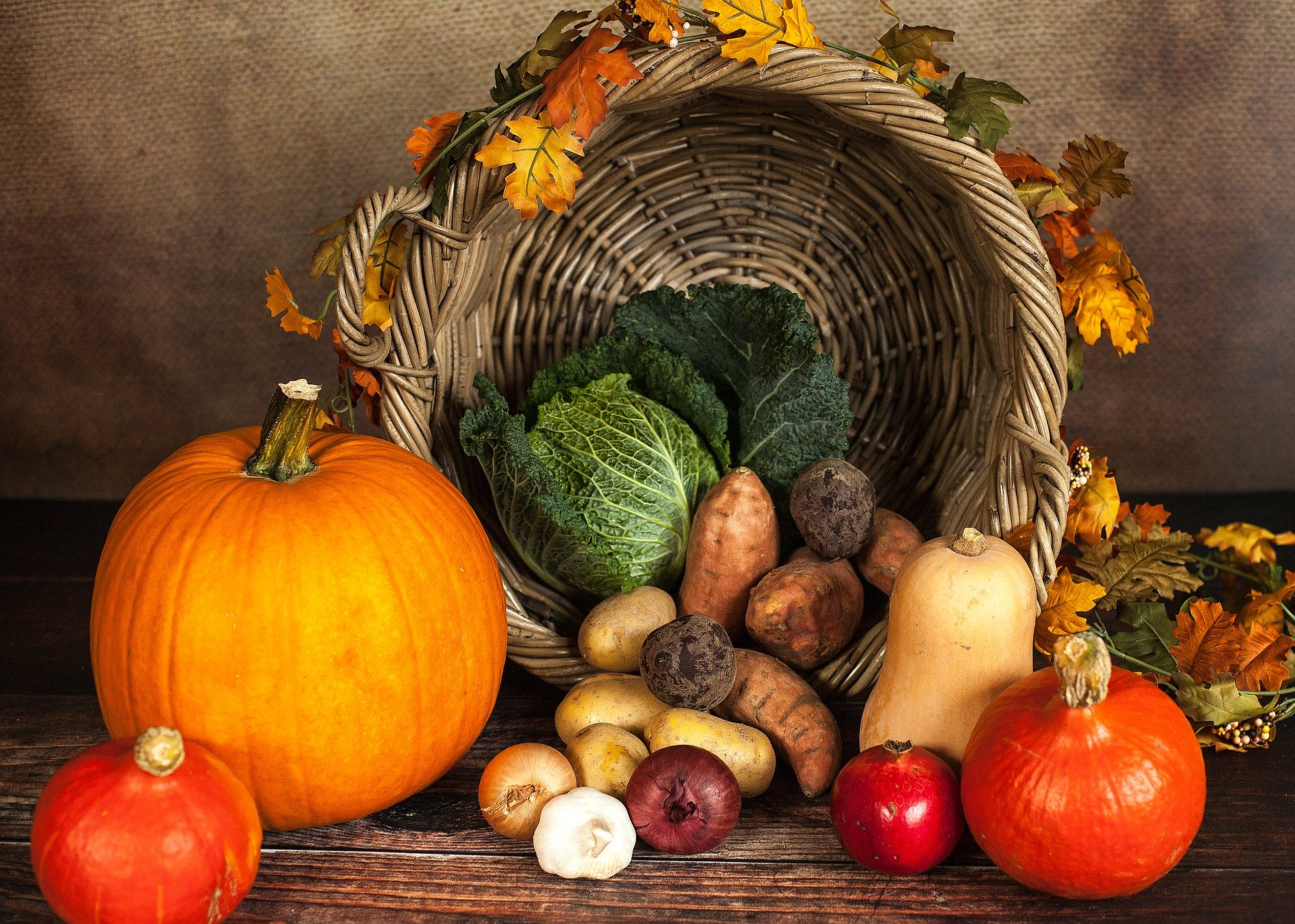 W jakie produkty powinna być bogata nasza dieta w okresie jesienno-zimowym