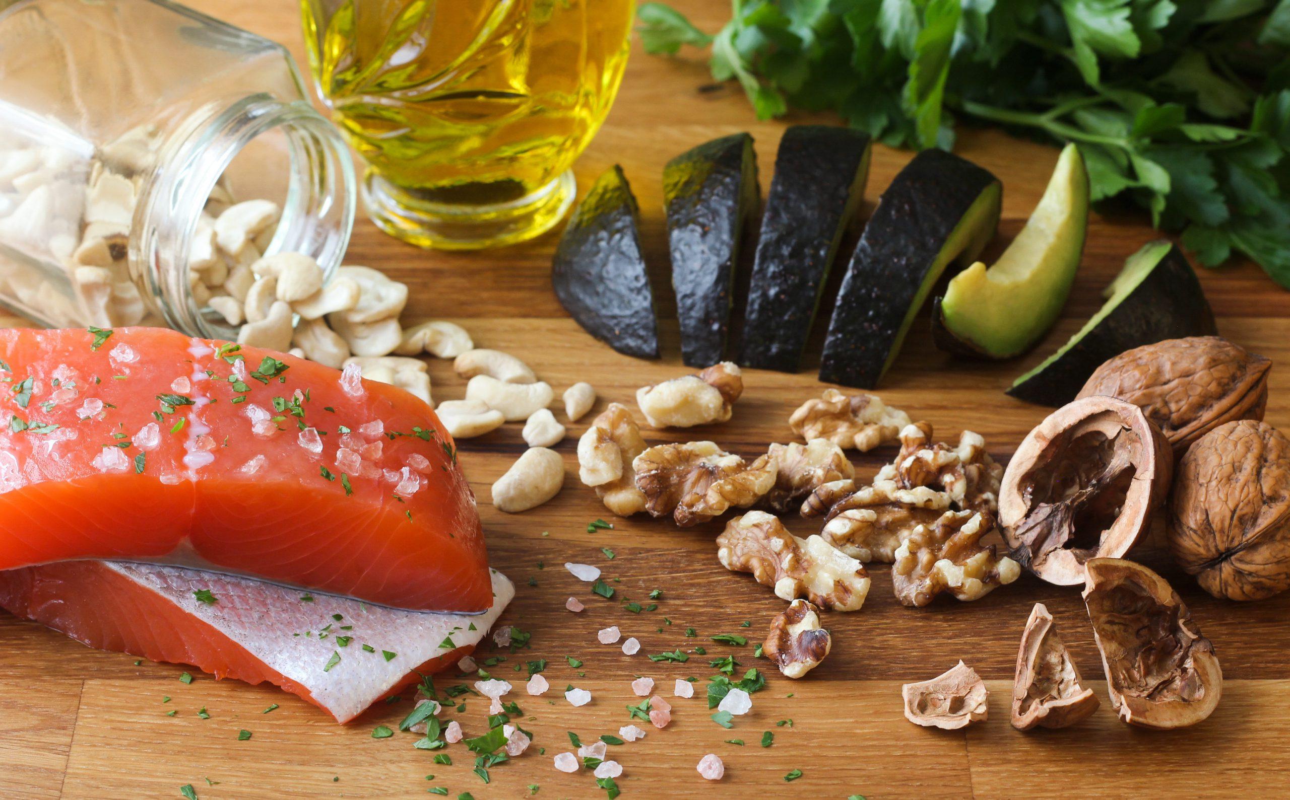 Kwasy omega-3 wzmacniają kości