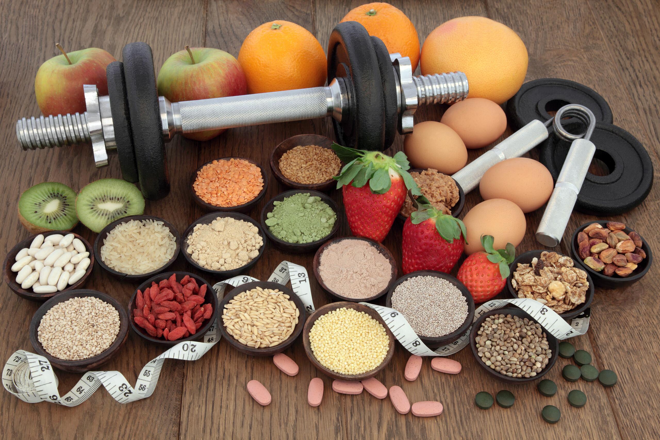 Co jeść po treningu siłowym na masę?
